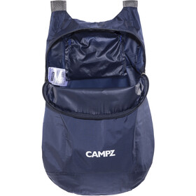 CAMPZ Folding Backpack Ultralight 12l blue